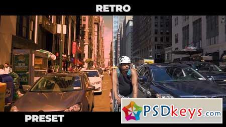 Retro Presets 156616 Premiere Pro