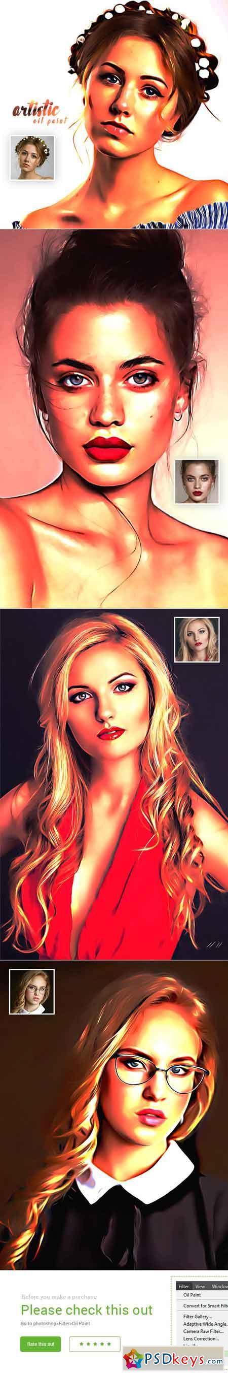 Artistic Oil Paint 22884801