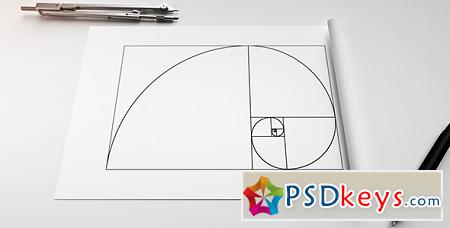 Phi Golden Ratio Logo 19595904 After Effects Template
