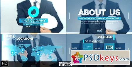 Future of Architecture 19658883 After Effects Template