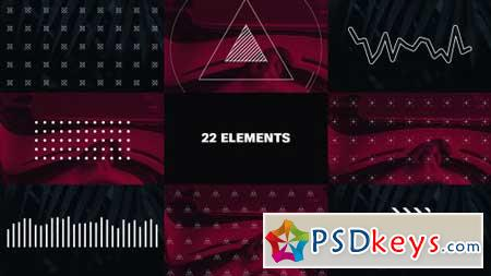 Graphic Elements 137727 After Effects Projects