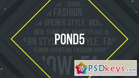 Pond5 Fashion Show Package 095212365 After Effects Template
