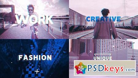 MotionArray Dynamic Slideshow 157155 After Effects Template