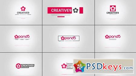 Pond5 10 Flat Logo Opener Pack 095269963 After Effects Template