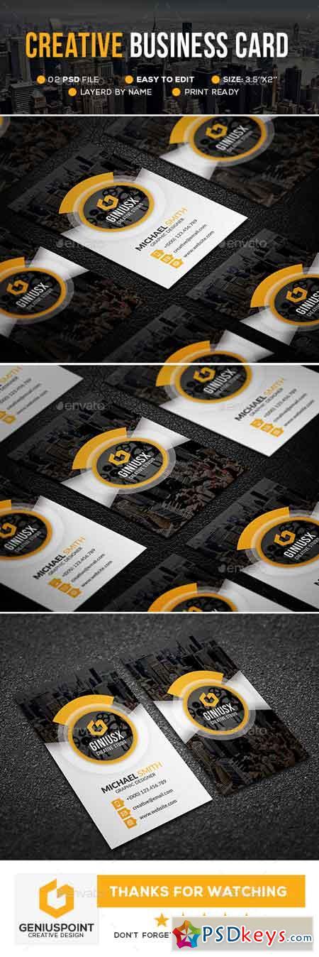 Creative Business Card 23072039