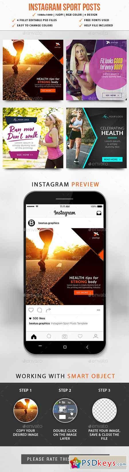 Instagram Sport Posts 23056164