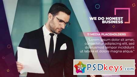 Corporate Promo 61037 After Effects Projects