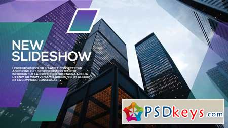 Modern Slideshow 61213 After Effects Projects