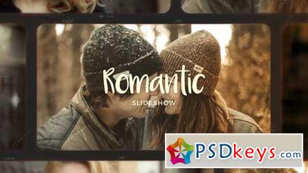 Romantic Photo Slideshow 61116 After Effects Projects