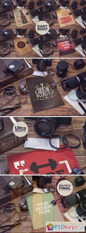 Vintage Photography Studio