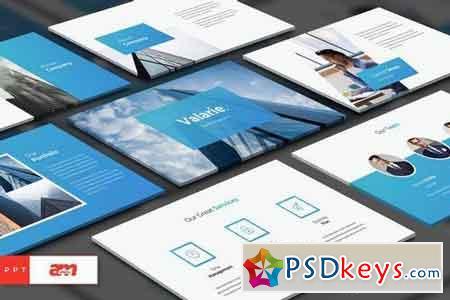 Valarie - Powerpoint, Keynote, Google Sliders Templates