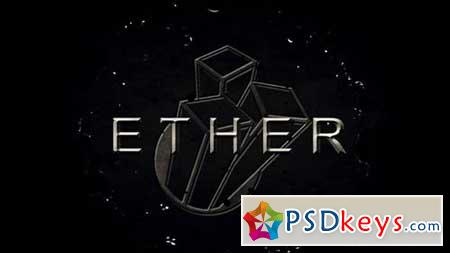 Ether Title & Logo Reveal 158306 After Effects Projects