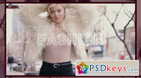 Fashion Opener 158587 After Effects Projects