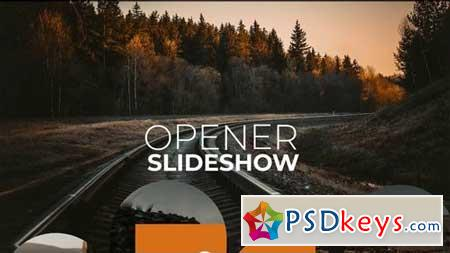 Opener Slideshow V2 158589 After Effects Projects