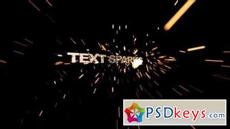 Text Sparks 60173 After Effects Projects