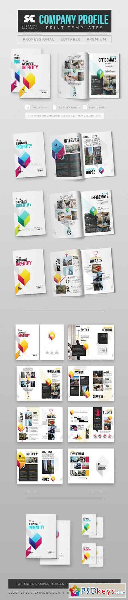 Company Profile 23119026