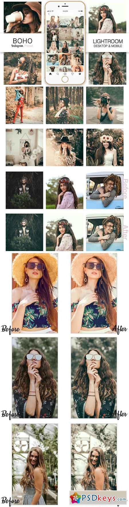 BOHO Instagram Blogger Preset 3318107