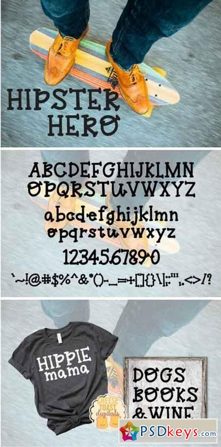 Hipster Hero 111624