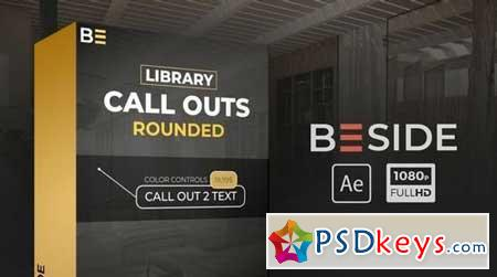 Call Outs Rounded 159326 After Effects Projects