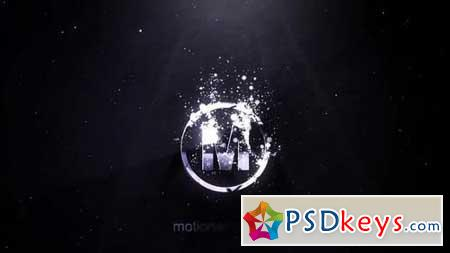 Glossy Logo Particles 159663 After Effects Projects