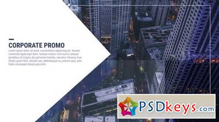 Clean Corporate Promo 159781 After Effects Projects