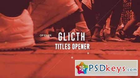 Glitch Opener 159695 After Effects Projects
