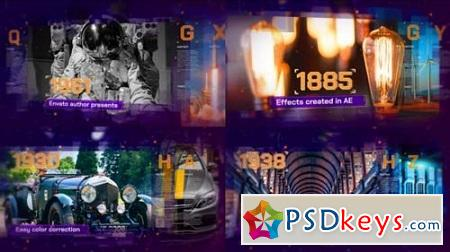 Digital History 22728030 After Effects Project