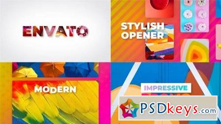 Trendy Opener 22329619 After Effects Project