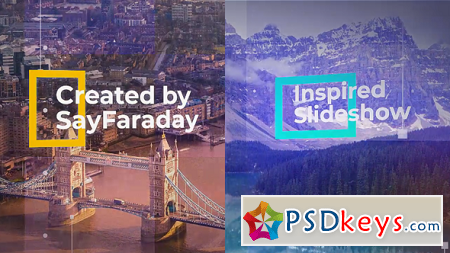 Inspired Slideshow 22082223 After Effects Project