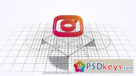 MotionArray Architect Sketch Logo 159063 After Effects Project