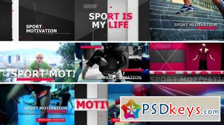 Sport Motivation 9684395 After Effects Project