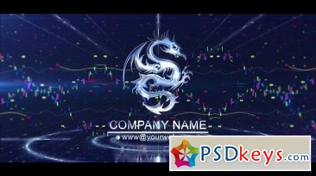 MotionArray Economic Logo 158372 After Effects Project