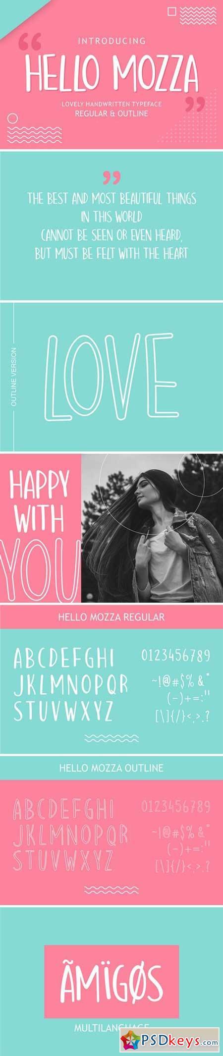 Hello Mozza 3355109