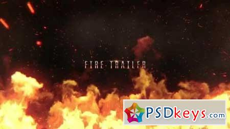 Ultimate Fire Trailer 28428 After Effects Projects