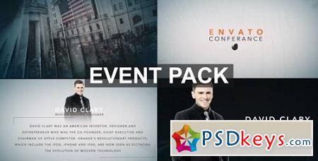 Clean Event Pack 21385006 After Effects Project