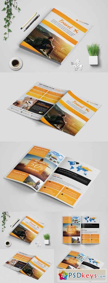 Travel Brochure 3521114