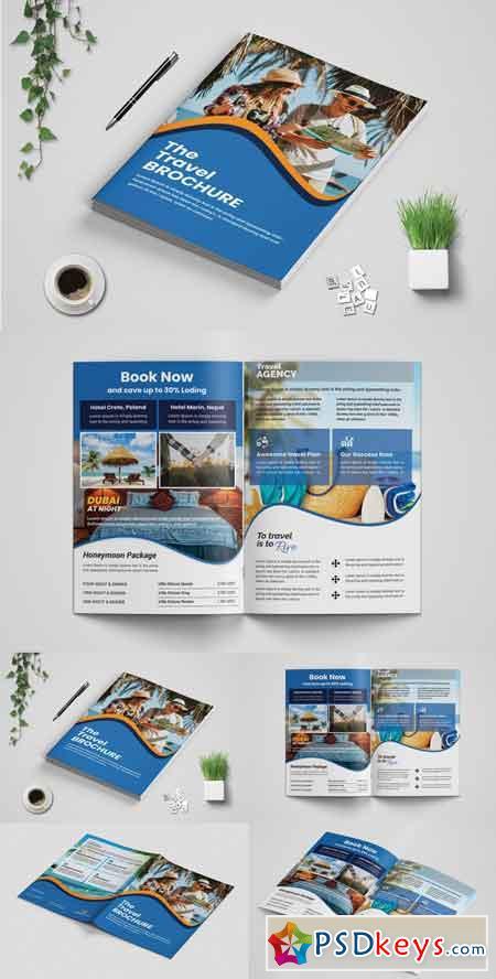 Travel Brochure 3521143