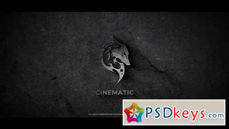 Cinematic Metal Logo 159894 After Effects Projects