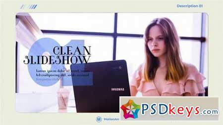 Clean Slideshow 159882 After Effects Projects