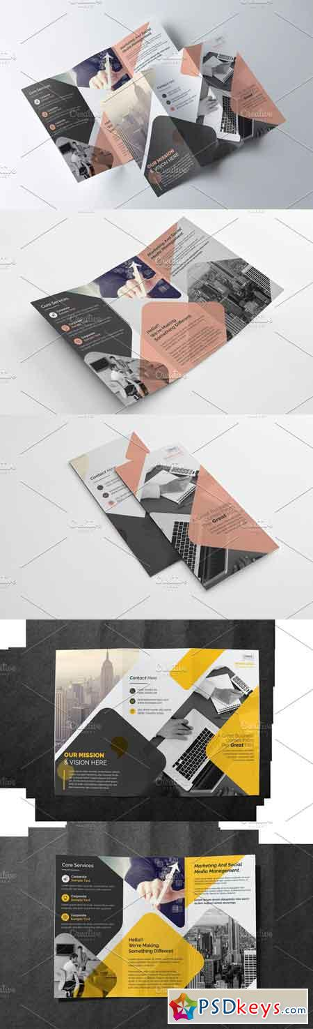 Trifold Brochure 3296045