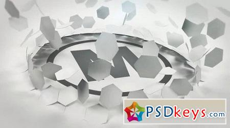 MotionArray Papers Logo 3 161752 After Effects Project