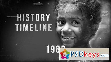 MotionArray History Timeline 161746 After Effects Project