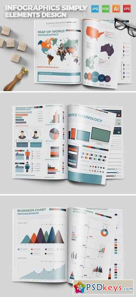 Infographics Simply Design