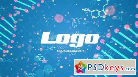 DNA Logo Reveal 161460 After Effects Projects