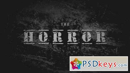 The Horror 161672 After Effects Projects