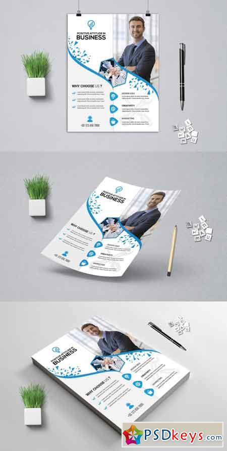 Corporat Business Flyer 3521815
