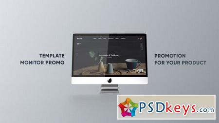Monitor Presentation 22425941 After Effects Project