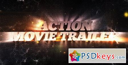 Action Movie Trailer 9985355 After Effects Project