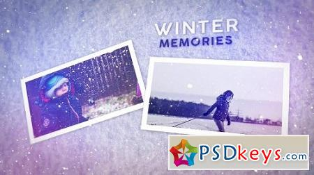 MotionArray Winter Memories 160923 After Effects Project