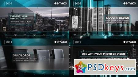 Corporate Timeline 19455590 After Effects Project